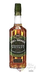 Ezra Brooks rye Kentucky straight bourbon whiskey 45% vol.  0.70 l