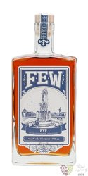 Few american rye whiskey 46.5% vol.   0.70 l