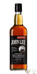 John Lee straight bourbon whiskey 40% vol.  0.70 l