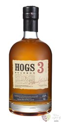 Hogs 3 Kentucky straight bourbon whisky 40% vol.  0.70 l