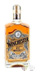 Winchester South Carolina straight rye whiskey 45% vol. 0.70 l