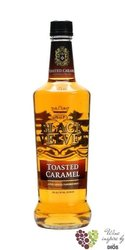 "Black Velvet "" Toasted caramel "" Canadian blended whisky liqueur 35% vol.   1.00 l"