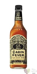 Cabin Fever maple flavored whisky of New England 40% vol.   1.00 l