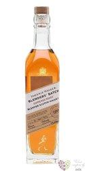 """Johnnie Walker Blender´s batch """" no.9 Expresso Roast """" blended Scotch whisky 42.3% vol.  0.50 l"""