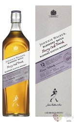 "Johnnie Walker Blender´s batch "" no.7 Sherry cask "" aged 12 years Scotch whisky40% vol. 1.00 l"