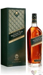 "Johnnie Walker Explorer´s club collection "" Gold road "" ltd. Scotch whisky 40% vol.  1.00 l"