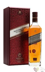 "Johnnie Walker Explorer´s club collection "" Royal route "" ltd. Scotch whisky 40% vol.  0.75 l"