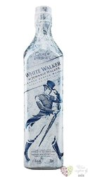 "Johnnie Walker ldt.edition "" White Walker Game of Thrones "" blended Scotch whisky 41.7% vol. 0.70 l"