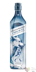 "Johnnie Walker Game of Thrones ltd. "" a Song of Ice "" Scotch whisky 40.2% vol.0.70 l"