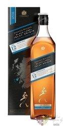 """Johnnie Walker Black label Origin """" Islay """" ltd. Scotch whisky 42% vol.  1.00 l"""