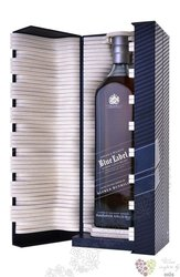 "Johnnie Walker Blue label "" Alfred Dunhill "" premium Scotch whisky 40% vol.  0.70 l"