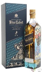 "Johnnie Walker Blue label "" Chinese new year 2020 "" ltd. Scotch whisky 40% vol.0.70 l"