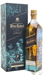 "Johnnie Walker "" Alfred Dunhill Blue label "" premium Scotch whisky 40% vol.   1.00 l"
