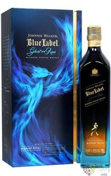 "Johnnie Walker Blue label "" Ghost & Rare Port Ellen "" premium Scotch whisky 43.8% vol.  0.70 l"