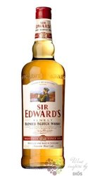 Sir Edward´s finest blended Scotch whisky 40% vol.  1.00 l
