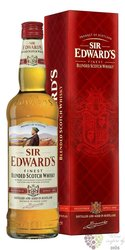 Sir Edward´s finest blended Scotch whisky 40% vol.  0.70 l