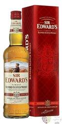 Sir Edward´s finest blended Scotch whisky 40% vol.  0.70 l