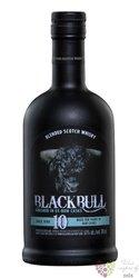 "Black Bull "" Rum cask "" blended malt Scotch whisky by Duncan Taylor 50% vol. 0.70 l"