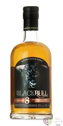 Black Bull 8 years old blended malt Scotch whisky by Duncan Taylor 50% vol. 0.70 l