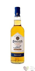 Breizh Whisky French blended whisky by Distillerie Warenghem   42% vol. 0.70 l