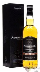 "Armorik "" Classic "" French single malt whisky by Distillerie Warenghem 46% vol.0.70 l"