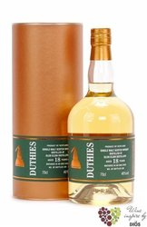 "Linkwood "" Duthies copper stills "" aged 11 years whisky by WM Cadenhead 46% vol.    0.70 l"