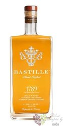 Bastille 1789 single malt French whisky 40% vol.  0.70 l
