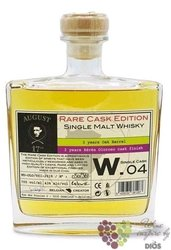 August 17Th Rare Cask Edition Xéres Belgian whisky by Wave 43%vol.  0.70 l