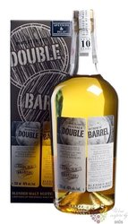 "Braeval & Caol Ila "" Double barrel  "" aged 10 years blended malt Douglas Laing 46% vol.  0.70 l"