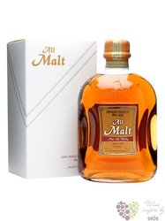 "Nikka "" All malt "" gift box Pure & Rich blended malt Japan whisky 40% vol.    0.70 l"