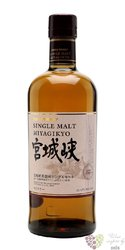 Miyagikyo single malt Japan whisky by Nikka whisky 43% vol.     0.50 l