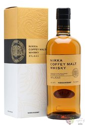 "Nikka "" Coffey malt "" single malt Japanese whisky 40% vol.  0.70 l"