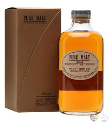 "Nikka "" Black "" pure malt Japan whisky 43% vol.   0.50 l"