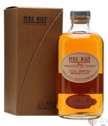 "Nikka pure malt "" Red "" Japan whisky 43% vol.  0.50 l"