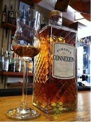 "Rum & Rye "" Connexion "" premium wood matured rum brandy by Nikka 40% vol.    0.70 l"