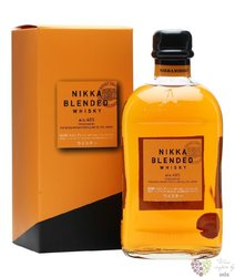 "Nikka "" Blended "" blended Japan whisky 40% vol.    0.70 l"