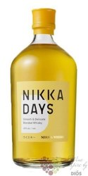 "Nikka "" Days "" blended Japanese whisky 40% vol.  0.70 l"