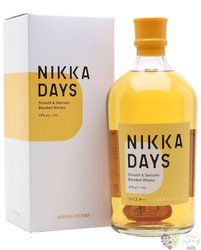 "Nikka "" Black "" aged 8 years blended Japan whisky 40% vol.    0.70 l"