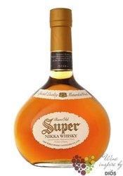 "Nikka "" Super Rare "" premium blended Japan whisky 40% vol.   0.05 l"