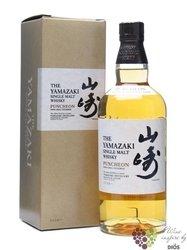 "Yamazaki "" Puncheon "" single malt Japanese whisky by Suntory 48% vol.    0.70 l"