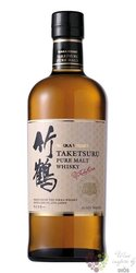 Taketsuru NA Japan pure malt whisky by Nikka distillery 43% % vol.  0.70 l