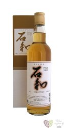 Isawa Japanese blended whisky by Monde Shuzo 40% vol.    0.55 l