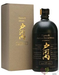 Togouchi aged 18 years blended Japanese whisky 43.8% vol.  0.70 l