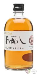 "Akashi "" White "" blended Japanese whisky by White oak distillery 40% vol.  0.50l"