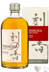 Tokinoka blended Japanese whisky by White oak 40% vol.  0.50 l
