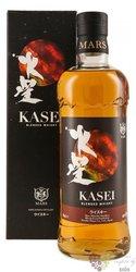 "Hombo Shuzo "" Mars Kasei "" Japanese whisky by Mars Shinsu 40% vol.  0.70 l"