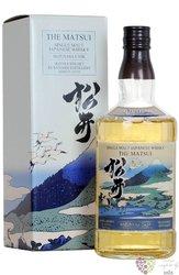 """Kurayoshi """" Mizunara cask """" single malt Japanese whisky by Matsui 48% vol. 0.70l"""