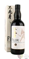"Fujimi "" 7Virtues "" blended Japanese whisky 40% vol. 0.70 l"