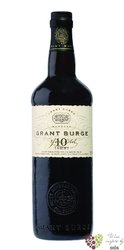 Fortified wines aged Tawny 10 years old Barossa valley Grant Burge 20% vol.  0.75 l