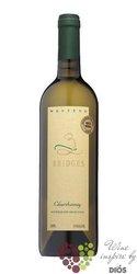 "Chardonnay reserve "" Three Bridges "" 2008 Australia Riverina Westend Estate wines    0.75 l"